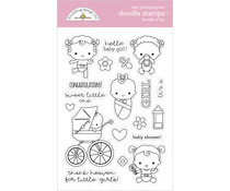 Doodlebug Design Bundle of Joy Doodle Stamps (6791)