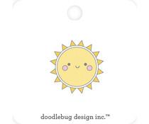 Doodlebug Design Sunshine Collectible Pins (6801)