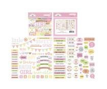 Doodlebug Design Bundle of Joy Chit Chat (102pcs) (6805)