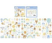 Doodlebug Design Special Delivery Odds & Ends (129pcs) (6806)