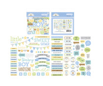 Doodlebug Design Special Delivery Chit Chat (100pcs) (6807)