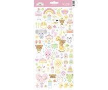 Doodlebug Design Bundle of Joy Icons Stickers (6810)