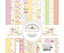 Doodlebug Design Bundle of Joy 6x6 Inch Paper Pad (6846)