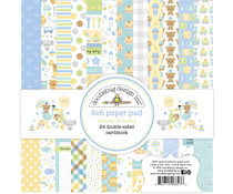 Doodlebug Design Special Delivery 6x6 Inch Paper Pad (6847)