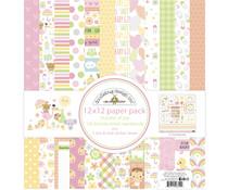 Doodlebug Design Bundle of Joy 12x12 Inch Paper Pack (6849)