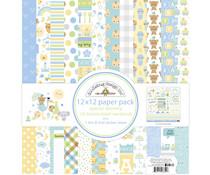 Doodlebug Design Special Delivery 12x12 Inch Paper Pack (6850)