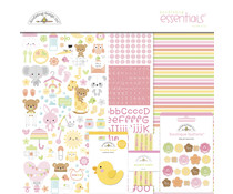 Doodlebug Design Bundle of Joy Essentials Kit (6858)
