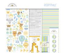 Doodlebug Design Special Delivery Essentials Kit (6859)