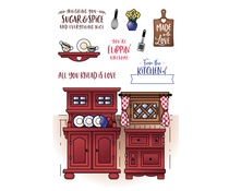 LDRS Creative Country Kitchen Clear Stamps (LDRS3213)