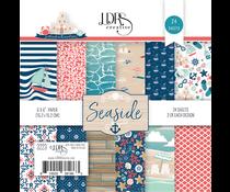LDRS Creative Seaside 6x6 Inch Paper Pack (LDRS3223)