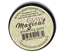 Lindy's Stamp Gang Gleaming Gold Magical (mag-jar-06)