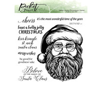 Picket Fence Studios Believe in the Magic Clear Stamps (C-111)
