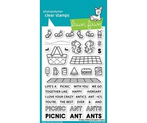 Lawn Fawn Crazy Antics Clear Stamps (LF2336)
