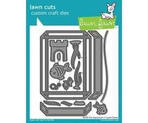 Lawn Fawn Build-An-Aquarium Dies (LF2361)