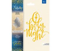 Crafter's Companion Nativity O Holy Night Die (NG-NAT-MD-OHN)