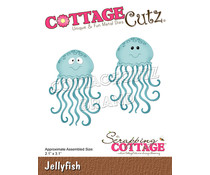 Scrapping Cottage Jellyfish (CC-758)