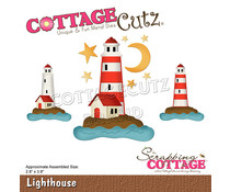 Scrapping Cottage Lighthouse (CC-759)