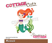 Scrapping Cottage Mermaid (CC-760)