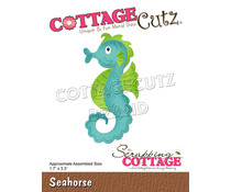 Scrapping Cottage Seahorse (CC-765)