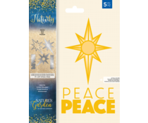 Crafter's Companion Nativity Peace Die (NG-NAT-MD-PEA)