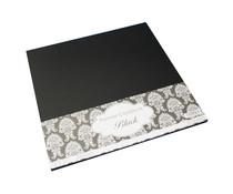 Craft UK Premier Card 12x12 Inch Black Paper Pack (CUK2020)