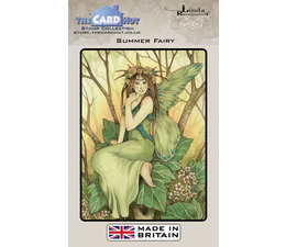 The Card Hut Summer Fairy Clear Stamps (LRFF001)