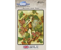 The Card Hut Autumn Leaf Fairy Clear Stamps (LRFF002)