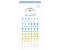 Doodlebug Design Special Delivery Mini Jewels (84pcs) (6917)
