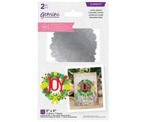 Gemini Joyful Wreath Double-Sided Die (GEM-DSD-ELE-JOY)