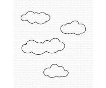 My Favorite Things Petite Clouds Die-namics (MFT-1787)