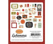 Carta Bella Hello Autumn Ephemera (CBHEA122024)