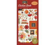 Carta Bella Hello Autumn Sticker Book (CBHEA122029)