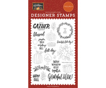 Carta Bella Fall Day Clear Stamps (CBHEA122045)