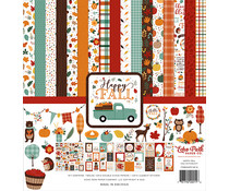 Echo Park Happy Fall 12x12 Inch Collection Kit (HAP219016)