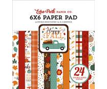 Echo Park Happy Fall 6x6 Paper Pad (HAP219023)