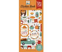 Echo Park Happy Fall Sticker Book (HAP219029)