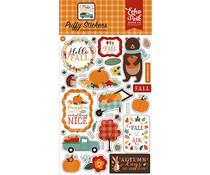 Echo Park Happy Fall Puffy Stickers (HAP219066)