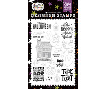 Echo Park Boo to You Clear Stamps (ILH218043)