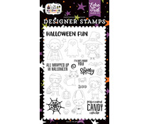 Echo Park Too Cute To Spook Clear Stamps (ILH218044)