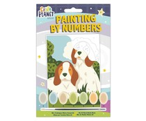Docrafts Mini Paint By Numbers Kit Dogs (CPT 658700)