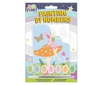 Docrafts Mini Paint By Numbers Kit Fairy (CPT 658701)