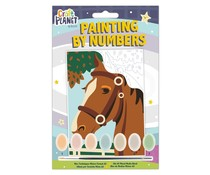 Docrafts Mini Paint By Numbers Kit Horse (CPT 658703)