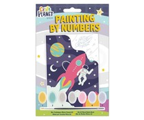 Docrafts Mini Paint By Numbers Kit Space (CPT 658704)