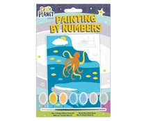 Docrafts Mini Paint By Numbers Kit Underwater (CPT 658705)