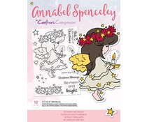 Crafter's Companion Annabel Spenceley Be Merry and Bright Stamps (AS-STP-BEMGHT)