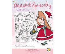 Crafter's Companion Annabel Spenceley Making Spirits Bright Stamps (AS-STP-MAKGHT)