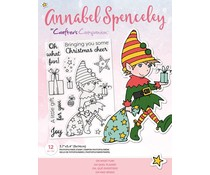 Crafter's Companion Annabel Spenceley Oh What Fun! Stamps (AS-STP-OHWFUN)