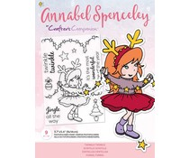 Crafter's Companion Annabel Spenceley Twinkle Twinkle Stamps (AS-STP-TWIKLE)