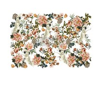 Re-Design with Prima Elegance & Flowers 48x35 Inch Decor Transfers (647667)