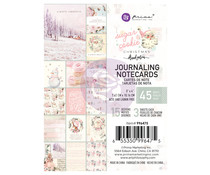 Prima Marketing Sugar Cookie Christmas 3x4 Inch Journaling Cards (996475)